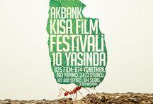 Akbank Kısa Film Festivali 16 Mart'ta Başlıyor / Akbank Kısa Film Festivali, bu yıl 16-26 Mart tarihleri arasında 11. kez düzenlenecek.