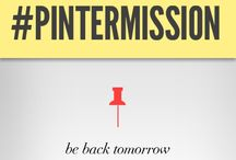 Need a #Pintermission? / A 24-hour Pinterest break, to get out and do some of the stuff you're pinning about.