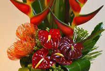 corporate flower design