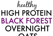 Overnight Oats etc. Guides