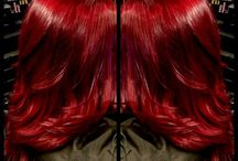 it's all about hair color❤