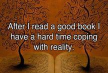 Books Books Books! / by Jo Thumann