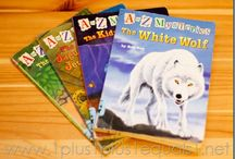 chapter books for second grade / what second graders like to read / by Becky Saunders
