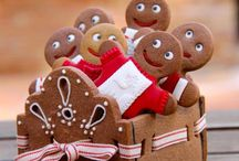 Winter, Christmas / Christmas of all kinds. decorations, cookies, Christmas filling