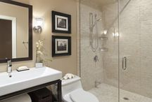 Bathroom ideas / by Sarita McDonald Gellish