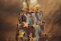 Cakes,Wedding Dresses ECT.... / by Shelby Nevells