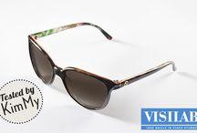 Sonnenbrillen - Welches Modell steht dir? / Tipps für runde, eckige, ovale und herzförmige Gesichter. Nicht jede Sonnenbrille steht jedem. Die Profis von @Visilab im Emmen Center zeigen wie es geht!