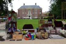 De Plukmand / De Plukmand stalt graag uit op mooie plekken. Kijk maar eens op de website deplukmand.nl.