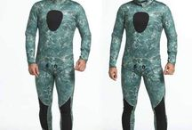 Spearfishing Scubadiving Diving Suit