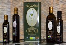 Elixirion ltd - Greek Olive Oil / Εξαιρετικό παρθένο ελαιόλαδο.  Extra - Organic Virgin Olive Oil