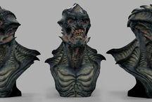 Monster Creatures