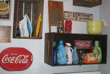 coca cola bedroom