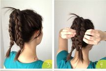 Easy work hairstyles
