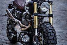 Motor Triumph bon