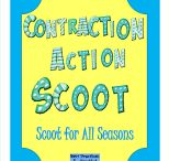 Contraction Action Scoot / by Buysellteach