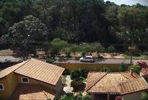 Aluguel Casa Temporada Brotas - SP / Cantinho da mata, casa para aluguel para temporada