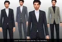 The Sims 4 suits