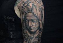 Religion tattoo