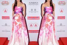 Celebrities styled with Gehna / Stylish celebs adorning stylish jewellery from Gehna