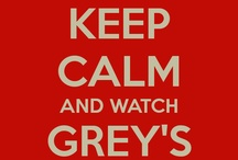 Greys Anatomy / My favourite thing in this world!