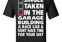 race car shirts