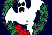 Holiday Spirits / ghosts of Christmas past - folklore - traditions - spirits