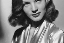 Muse: Lauren Bacall