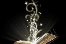 Images from magical book art