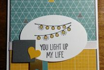 A stampin up 2015