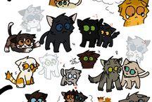 Warrior cats <3