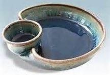 hand built pottery
