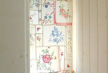 Handkerchief & Doilie ideas / by Charlene Anglin Wright
