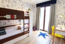 Children's rooms by SJD / Interior designed children's rooms