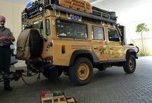 land rover camel