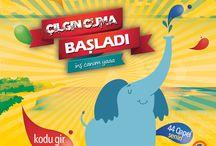 ÇILGIN CUMA / Happy hour, crazy, friday, happy friday