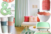 Mint Living Room