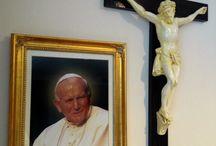 St. John #Paul II #conference Room. @ the Barnabite #Spiritual Center, Bethlehem, Pa, USA