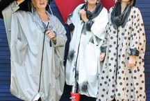 MJ C raincoats