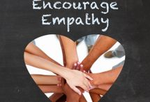The ART of Empathy / As humans it is our inherent nature to experience empathy and our responsibility to develop it within our children