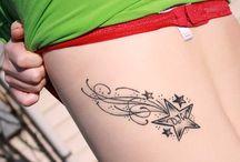 Csillag tetoválás