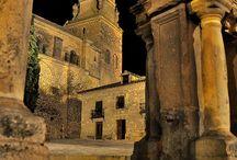 Baeza y Ubeda en Jaén