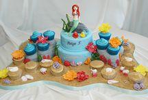 Macy's Ariel birthday / by Christy Hampton