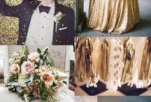 Bodas doradas / Gold weddings