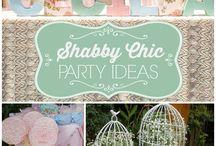 Shabby Chic Decorations