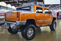 Hummer truck / by Jackson Mccollum