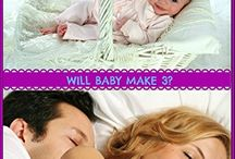 """HAILEY'S CHANCE: WILL BABY MAKE 3? - Morgan Mandel's New book / """"Mandel takes us on an emotional journey of love, hope, and the power of faith"""""""