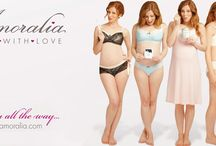 SS14 - supporting you all the way / Take a look at our SS14 campaign - you can shop all the looks right now at www.amoralia.com / by Amoralia Nursing Lingerie