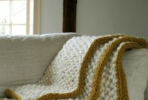 Crochet Home / Gorgeous crochet projects for the home - blankets, cushions and so much more
