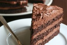 Low carb cakes / A collection of recipes for low carb cake and pastries.