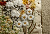Embroidery / Vyšívání
